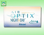 Air Optix Night & Day Aqua - 3 бр.